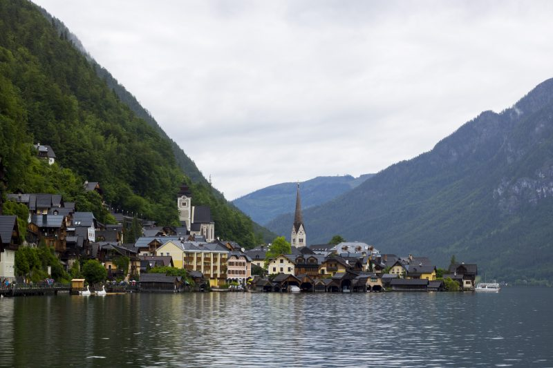 How to Get from Salzburg to Hallstatt by Train, Explained