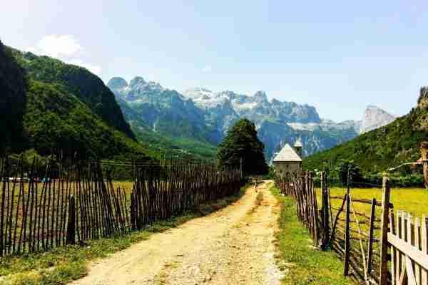 Theth, Albania Travel Guide