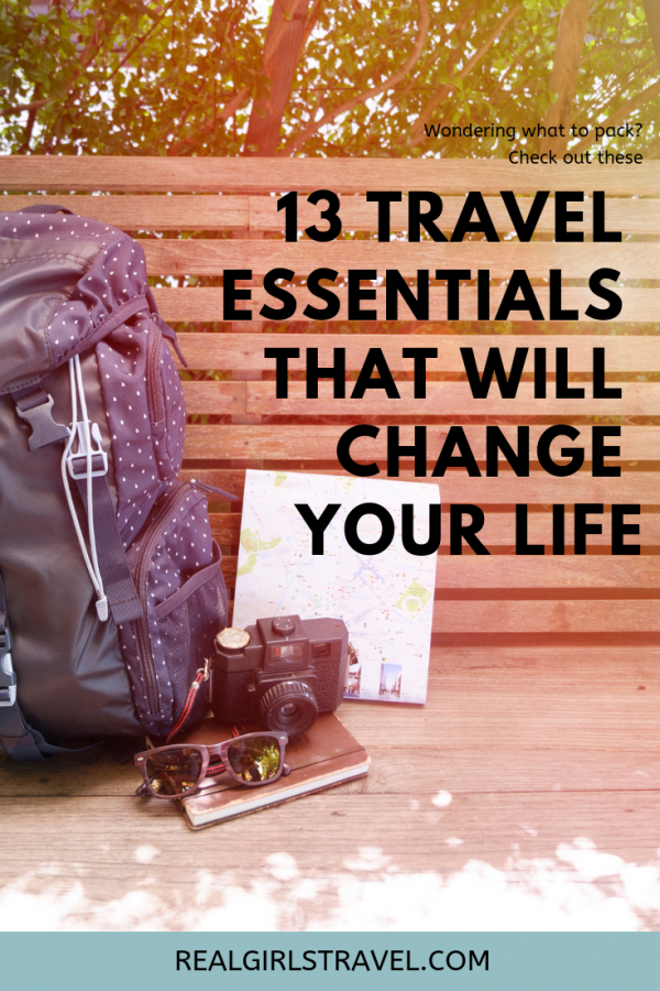 Travel essentials that will change your life