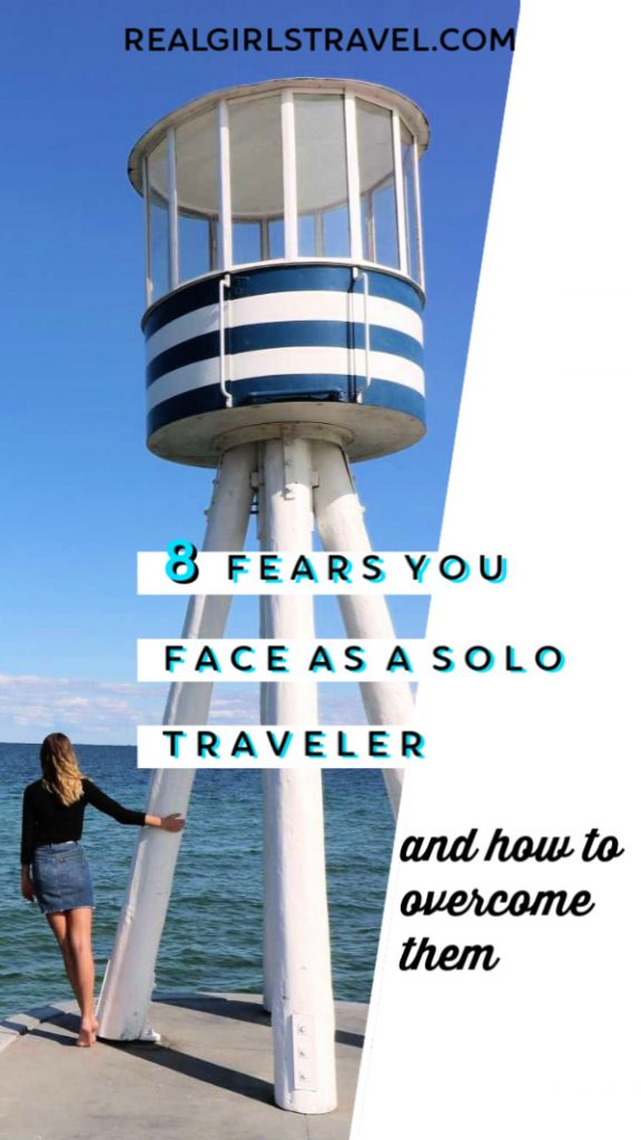 8 fears you face as a solo traveler and 6 tips on how to overcome them