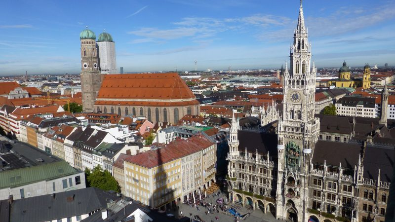 solo female travel guide to munich
