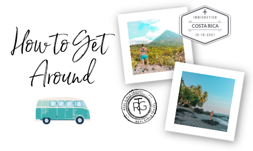 how to get around solo female travel guide costa rica
