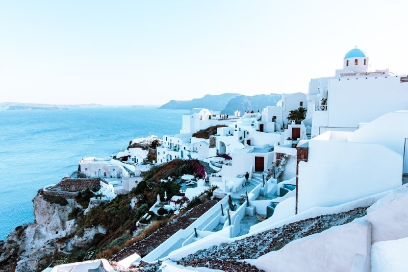 santorini on a budget the fearless wanderess